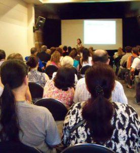 Conferencia de Flavia Carrión sobre Sabiduría Ancestral.